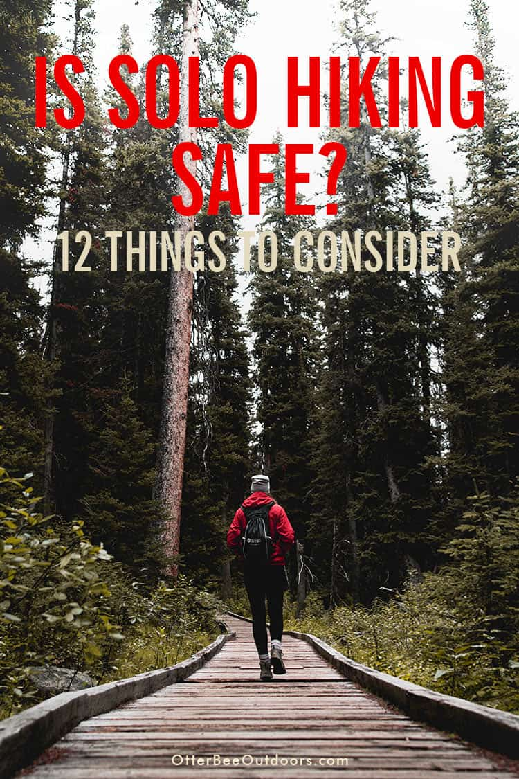 Don't hike alone. Solo hiking is not safe. The strongest, fittest, most knowledgeable of hikers can all get Don't hike alone. Solo hiking is not safe. The strongest, fittest, most knowledgeable of hikers can all get injured or attacked. Things you must consider before hiking alone and tips for how to stay safe on a hike. #hikingalone #hikingalonewoman #hikingalonetips #solohiking #solohikingwoman #solohikingessentials or attacked. Things you must consider before hiking alone and tips for how to stay safe on a hike. #hikingalone #hikingalonewoman #hikingalonetips #solohiking #solohikingwoman #solohikingessentials