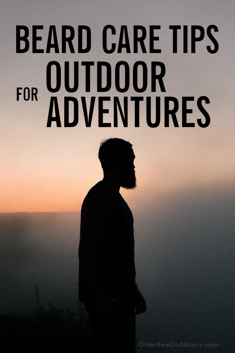 Beard care tips for outdoor adventures. Beard care on outdoor adventures is different from your everyday care. The perfect outdoorsman beard care kit contains unscented products and compact tools. Unscented Beard Wash | Beard Comb and Beard Brush for Outdoor Adventures | Unscented Beard Oil | Unscented Beard Balm | Travel Bag or Dry Bag
