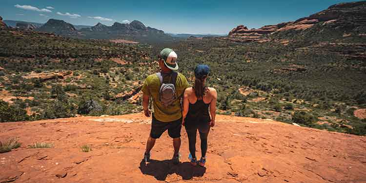 Hiker Dating Site.