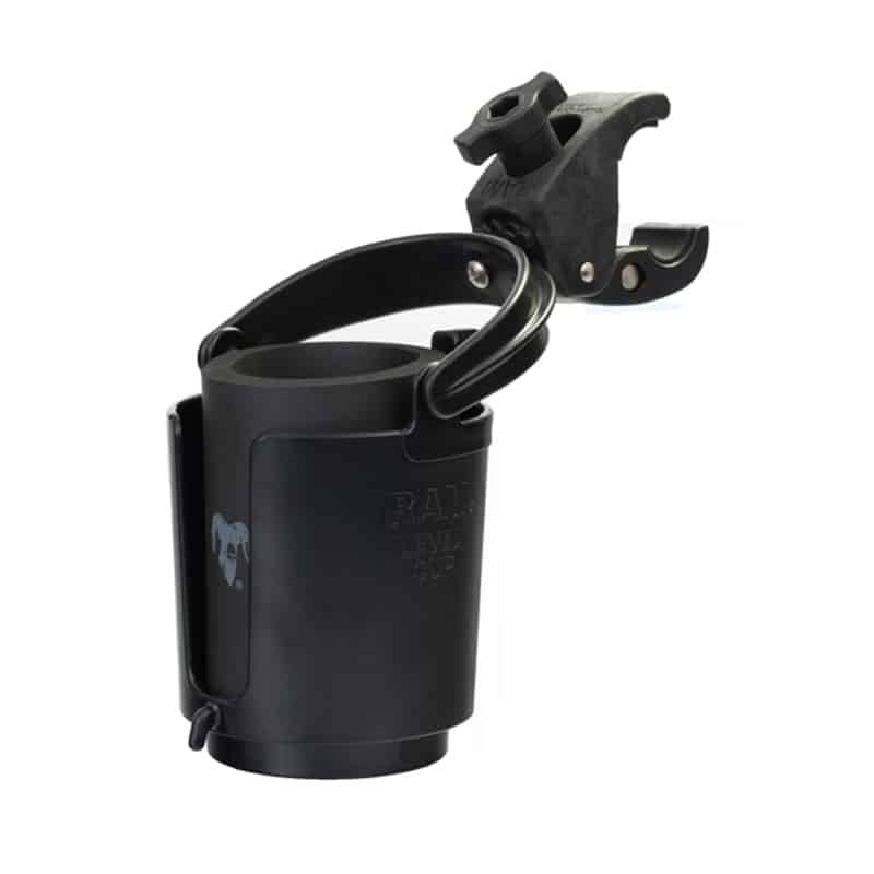 RAM Level Cup 16oz Drink Holder with Clamp