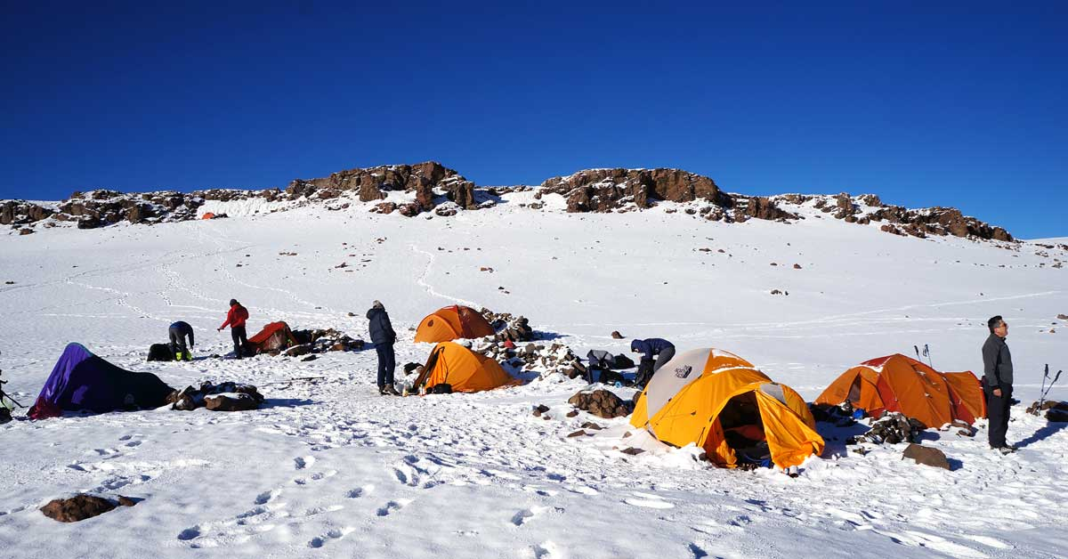 Winter Camping: How To Stay Warm While Sleeping - OtterBee ...