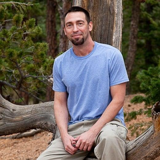 Steve Hood of OtterBee Outdoors in Colorado Springs, CO.