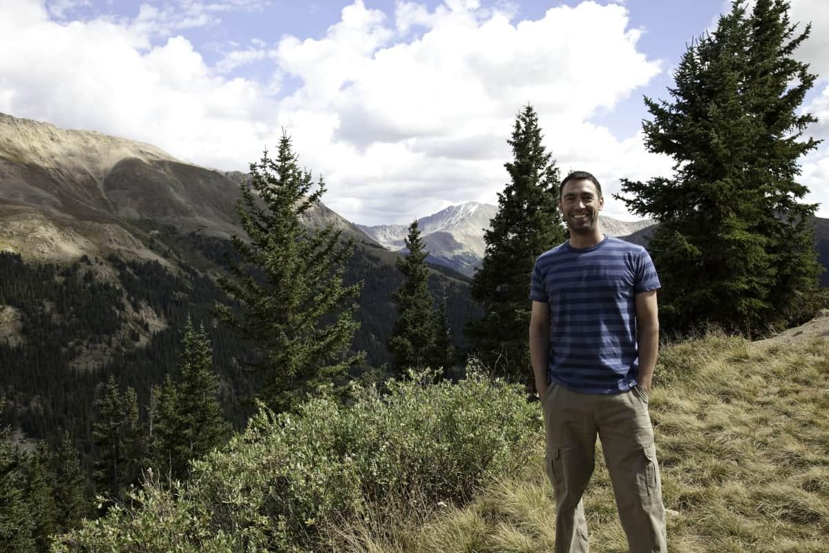 Steve Hood of OtterBee Outdoors in Colorado.